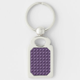 French Lilac Keychain