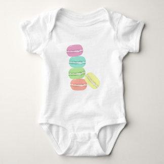 French Macaron Baby Bodysuit