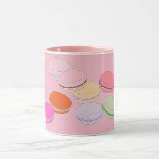 French Macaron Coffeee Mug