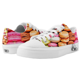 French macaron Low-Top sneakers