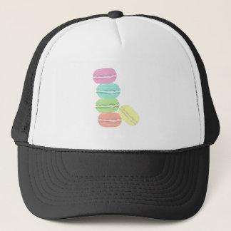 French Macaron Trucker Hat