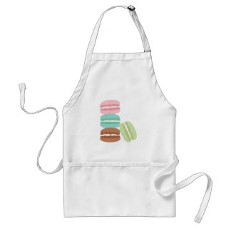 French Macarons Adult Apron