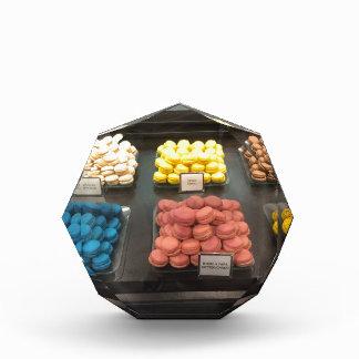 French Macarons | Paris, France Acrylic Award