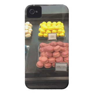 French Macarons | Paris, France Case-Mate iPhone 4 Case