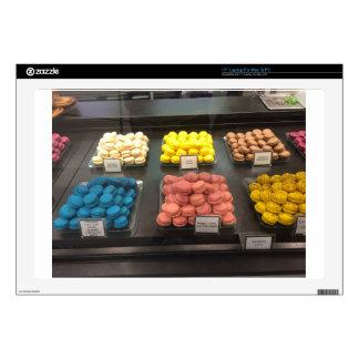 French Macarons | Paris, France Laptop Decal