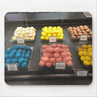French Macarons | Paris, France Mouse Pad