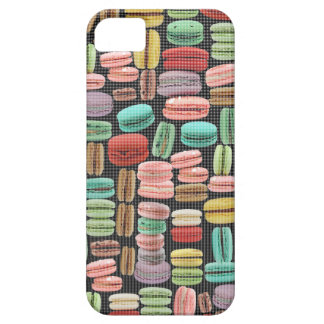 French Macarons Pop Art iPhone SE/5/5s Case