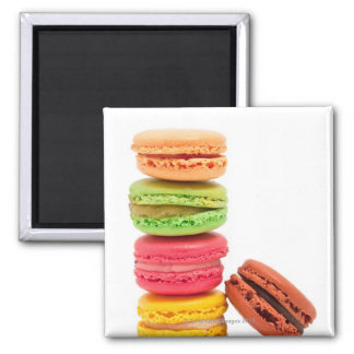 French macaroons magnet
