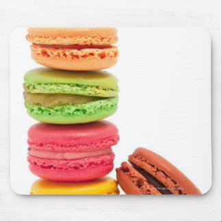 French macaroons mouse pad