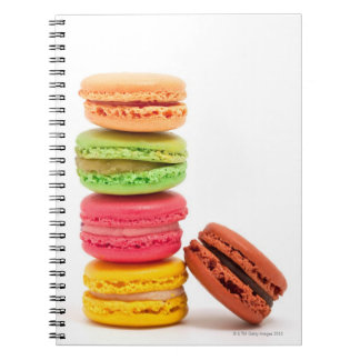 French macaroons notebooks
