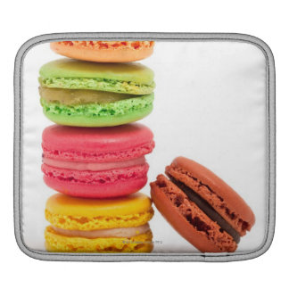 French macaroons sleeve for iPads