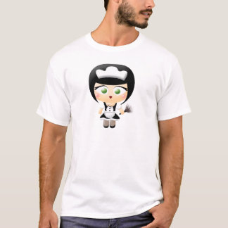 French Maid Cutie Patootie T-Shirt