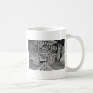 French Market Fruit Stand June 1936.jpg Coffee Mug