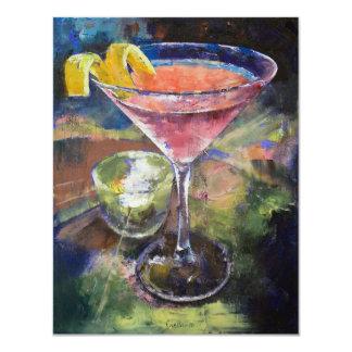 French Martini Invitation