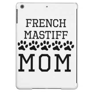French Mastiff Mom Cover For iPad Air