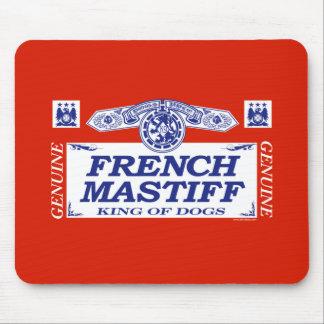 French Mastiff Mouse Pad