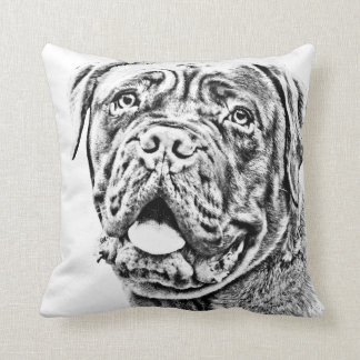 French Mastiff Pillow