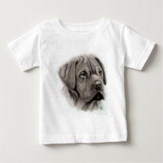 French Mastiff Portrait Baby T-Shirt