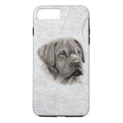 Case-Mate Tough iPhone 7 Plus Case with Mastiff Phone Cases design