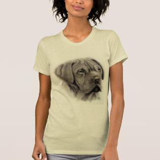 French Mastiff Portrait T-Shirt