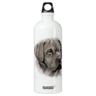 French Mastiff Water Bottle