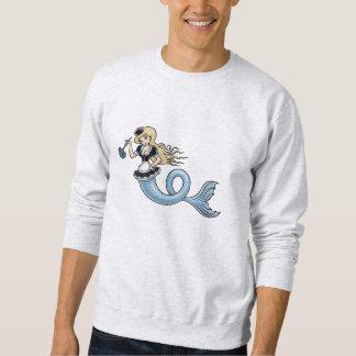 French Mer Maid Sweatshirt
