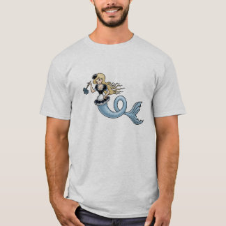 French Mer Maid T-Shirt
