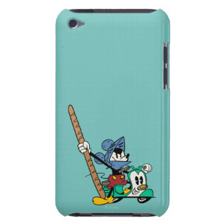 French Mickey | Bagette Knight Barely There iPod Cover