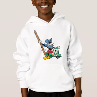 French Mickey | Bagette Knight Hoodie