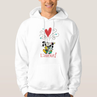 French Mickey | L'amour Hoodie