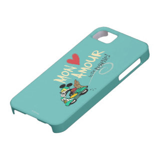 French Mickey | Mon Amour iPhone SE/5/5s Case