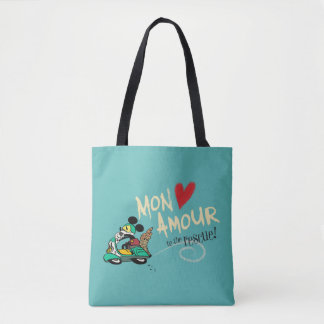 French Mickey | Mon Amour Tote Bag