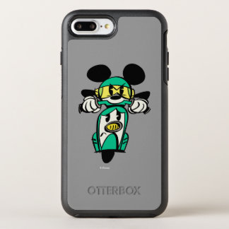 French Mickey | Straight Ahead in Vespa OtterBox Symmetry iPhone 8 Plus/7 Plus Case