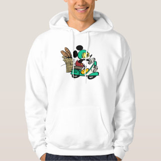 French Mickey | Vespa Hoodie