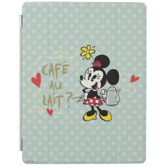 French Minnie   Café au Lait? iPad Smart Cover