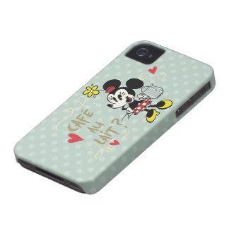 French Minnie   Café au Lait? iPhone 4 Case-Mate Case