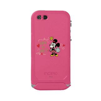 French Minnie   Café au Lait? Waterproof iPhone SE/5/5s Case