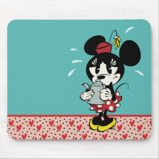 French Minnie | Hot Teapot Mouse Pad