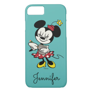 French Minnie | Waitress | Your Name iPhone 7 Case