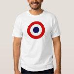 French Mod Target Tee Shirt