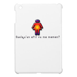 French-Mommy Cover For The iPad Mini