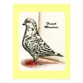 French Mondain 1973 Postcard