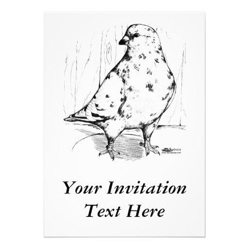 French Mondain Invites