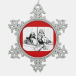 French Mondains 1981 Ornaments