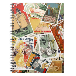 french montage 2 notebook