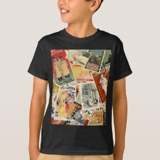 french montage 2 T-Shirt