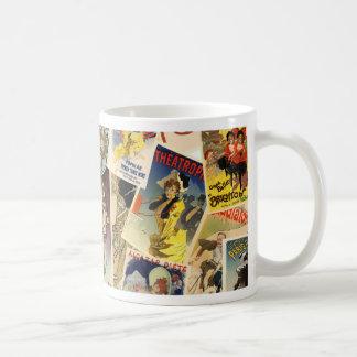 French Montage Coffee Mug