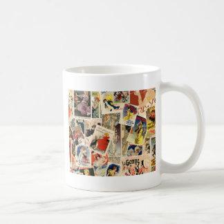 French Montage design 2 Coffee Mug
