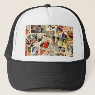 French Montage design 2 Trucker Hat
