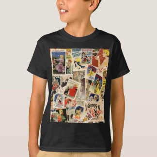 French Montage T-Shirt